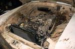 Первый вариант со 150-сильным 1G-GE, который не устроил ни по состоянию кузова, ни двигателя. Зато позволил отработать установку | ГАЗ-21 1G-FE