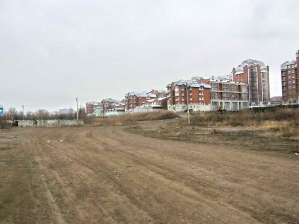 Улица Верхняя Набережная в Иркутске