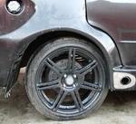 Колея станет шире, но «смещение» задних колес вперед — это не просчет, а следование особенностям некоторых гоночных машин | Batmobile
