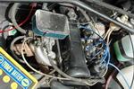 Под капом родной двигатель ВАЗ-2106, хотя и претерпевший расточку и форсировку, после чего, по приблизительным данным, стал выдавать около 100 сил | Batmobile