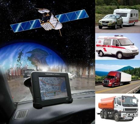 GPS в Иркутске