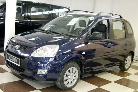 Hyundai Matrix в Иркутске