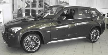 BMW X1 в Иркутске