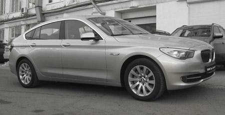 BMW 5 серии Гран Туризмо в Иркутске