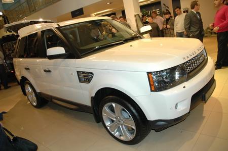 Land Rover Range Rover Sport в Иркутске
