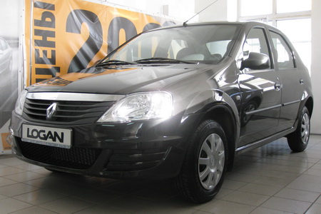 Renault Logan в Иркутске