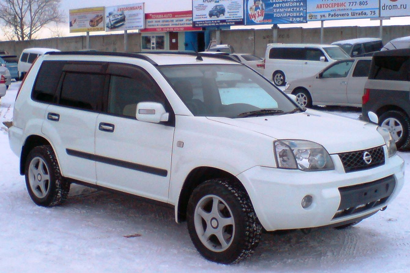 Nissan X-Trail в Иркутске