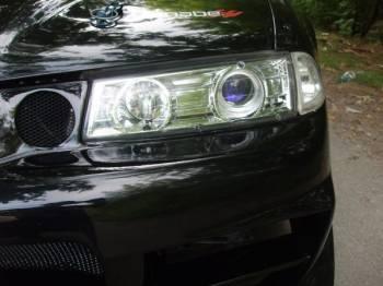 Honda Prelude RS-Spec | Ангельские глазки EuroLite — черному дьяволу к лицу