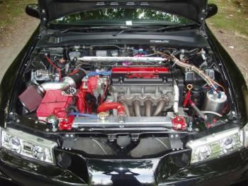 Honda Prelude RS-Spec | Под капот теперь приятно посмотреть