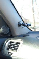Видеокамера у левой передней стойки — элемент тюнинга или одно из решений проблемы правого руля? | Toyota Caldina Black Fire