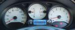 Белые шкалы приборов с оранжевой подсветкой, появившиеся на Caldina после рестайлинга, делают ее интерьер еще «злее» | Toyota Caldina Black Fire