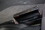 Компьютер GReddy E-Manage Ultimate пока приютился между центральным тоннелем и ковриком переднего пассажирского кресла. Но установка его на «законное» место в передней панели — только вопрос времени | Toyota Caldina Black Fire