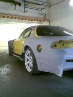 Mazda RX-7 Time Attack Spec
