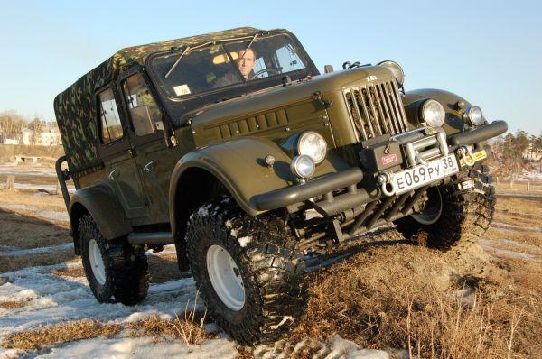 ГАЗ-69 TD27T-1