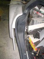 Благодаря такой ширине агрессивный облик купе станет еще приземистей и «злее» | Mazda RX-7