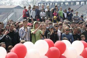БайкалМоторШоу - 2008 | Шоу-программа неизменно вызывала интерес зрителей