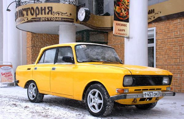 Москвич 2140SL