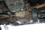 «Раздаткой» был выбран узел от ГАЗ-69. У него приличное понижающее отношение и возможность вывода вала на уже установленную механическую лебедку. Несмотря на то, что у КП Mazda есть вывод для коробки отбора мощности, найти таковую не удалось. Сейчас Алексей с | АRO M461