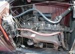 Двигатель, понятно, доступен для осмотра и обслуживания, хотя и обладает своеобразными компоновочными решениями. Подобный агрегат, кстати, впоследствии устанавливался на знаменитый «Додж Три-четверти»  | Dodge DA Sedan