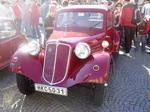 Tatra 57 A существовала и в полноценно-четырехместном варианте с закрытым кузовом | Tatra 57A Sport