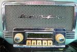Ламповый радиоприемник до сих пор работает  | ГАЗ 21 УС «Волга»