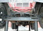 Передняя подвеска: поперечная полуэллиптическая рессора — распространенная довоенная конструкция | Пожарные машины