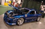 Nissan 240 SX — тоже предмет поклонения у любителей японских спорт-каров | Sema Show