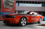 Dodge Challenger SRT8 стал любимцем тюнинговых фирм. Версий было предостаточно, в том числе известная компания Mopar на основе этого купе продемонстрировала свое видение дрифт-кара. Автомобиль получил карбоновые элементы кузова (в частности, капот и крышка ба | Sema Show