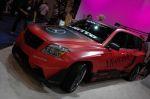Кроссовер Mercedes GLK еще и на дорогах не встречается, но его тюнинг уже на подъеме. Как в «силовом» направлении — работа ателье Renn tech, так и в «пижонском» стиле — произведение от Boulevard Customs | Sema Show