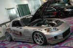 Это только на официальном стенде Honda родстер S2000 выглядел атмосферным скромником, а тюнинговые компании «турбируют» этот автомобиль по полной программе | Sema Show