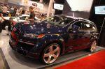 Еще бы американцы не обратили внимание на Audi Q7! Можно даже не трогать топовый 4,2-литровый V8, но доработать шасси, салон и экстерьер — это сам бог велел | Sema Show