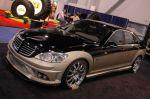 Carlsson SL 600 V12. Новаторство не должно портить сущность — таков девиз «официальных» тюнинговых компаний | Sema Show