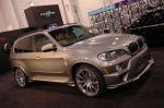 Hartge BMW X5 4,8i. Все верно — лаконичный тюнинг этой модели не помешает, главное, что специалисты из фирмы Hartge умеют остановиться вовремя и в нужном месте | Sema Show