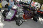 Классический хот-род с оригинальным кузовом Plymouth 30-х годов, но подготовленный для драгрэйсинга. Для новеньких мягких сликов Toyo в размере 33х17-15 весь «ужас» заездов еще впереди | SEMA Show