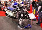 Yamaha Nytro Special. В США, насколько известно, снегоходного драгрэйсинга нет, но машины для этого уже создаются  | SEMA Show
