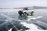 Начинают работать ледовые переправы