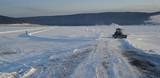 Ледовые переправы: Малое море «закрыто»