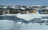 Выезд на лед становится опасен