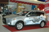 Mitsubishi Outlander XL обновился