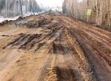 В Куйтунском районе подтоплена трасса М-53