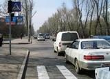 В Иркутске начались работы по нанесению дорожной разметки