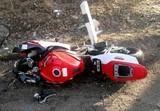 Столкновение трех мотоциклов с автомобилем привело к гибели человека