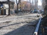 Закрыто движение по улицам 3-го Июля и Кожова