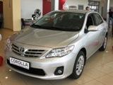 Начались продажи обновленной Corolla