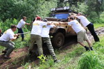 Байкал-Трофи-2010: маршрут Camal Trophy-90 покорен