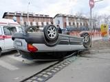 Российские водители и пешеходы стали реже нарушать ПДД