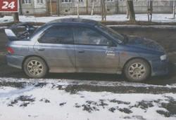 """Subaru Impreza WRX STi Ver 5 """"Стиайка"""""""