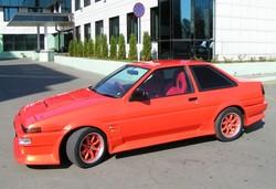 Toyota Sprinter Trueno «Апельсин»