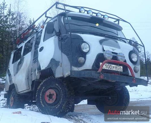 УАЗ-2206 Монстрик