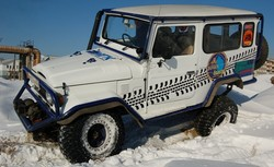 Toyota Land Cruiser BJ43